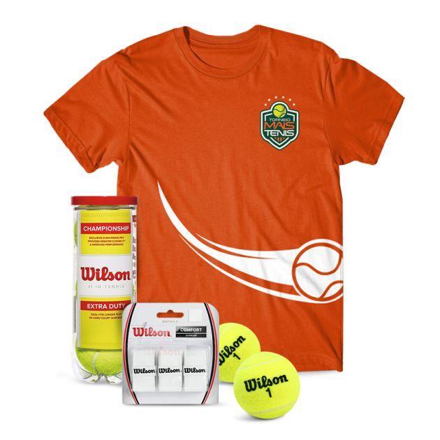 Mini liga mais tenis